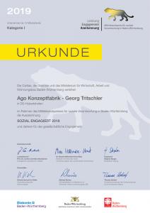 Mittelstandspreis 2019